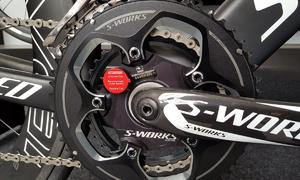 Specialized S-works venge powermeter