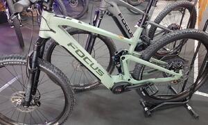 Focus Bikes bei Fahrrad Helmig